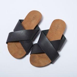 Esprit Black Sandals